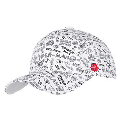 MARVEL BASIC CAP 807 (WH) -KIDS