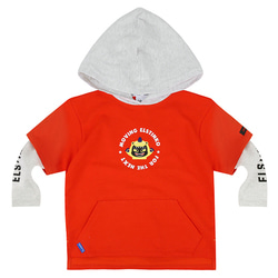 ELSTINKO HOODED T-SHIRTS 904 (OR) -KIDS