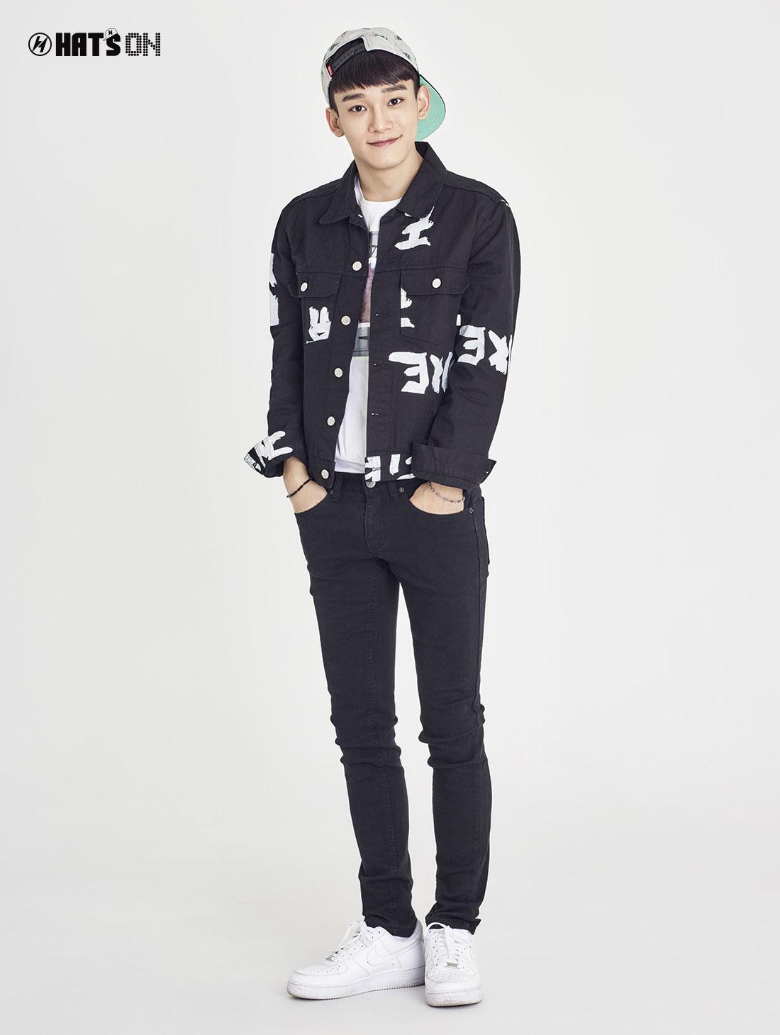 Xiumin And Sehun Photoshoot] EXO for Ha...
